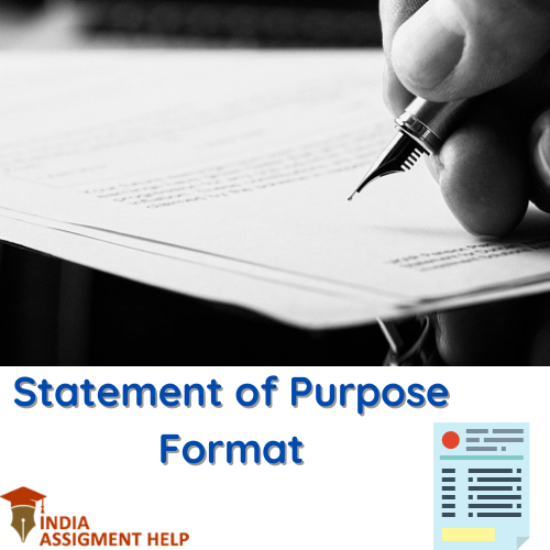 Statement of Purpose Format