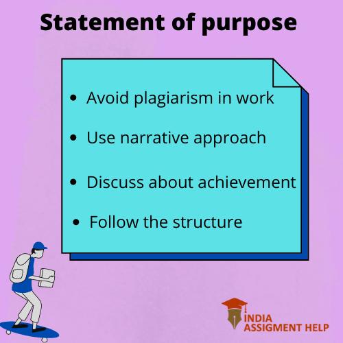 Statement of Purpose PGPX