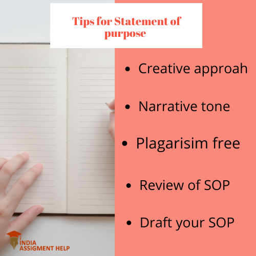 Tips for Statement of purpose