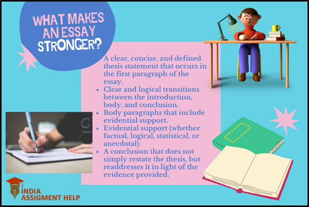 What Makes an Essay Stronger