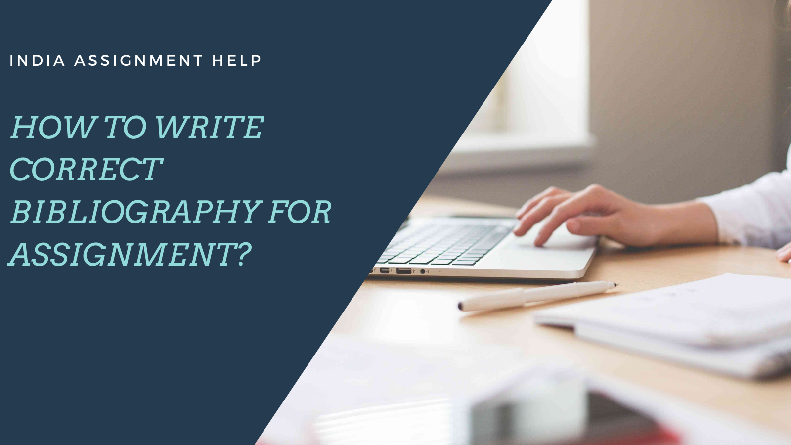 How to Write a Correct Bibliography for The Assignment?