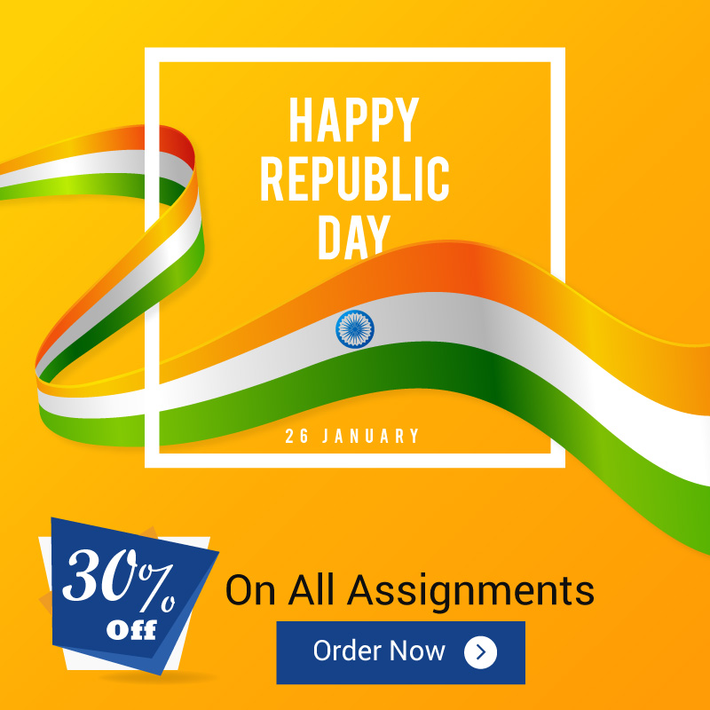 India Republic Day Special Offer