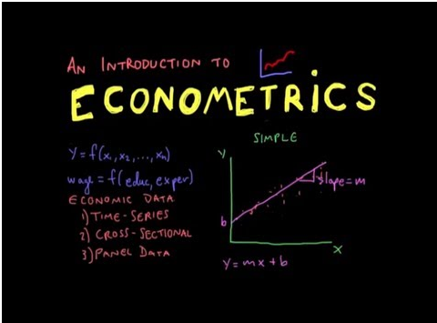 Econometric Assignment help in India