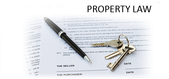 Property Law Assignment Experts Help