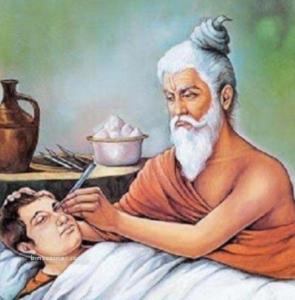 sushruta India surgeon IAH