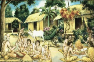early indian teaching IAH