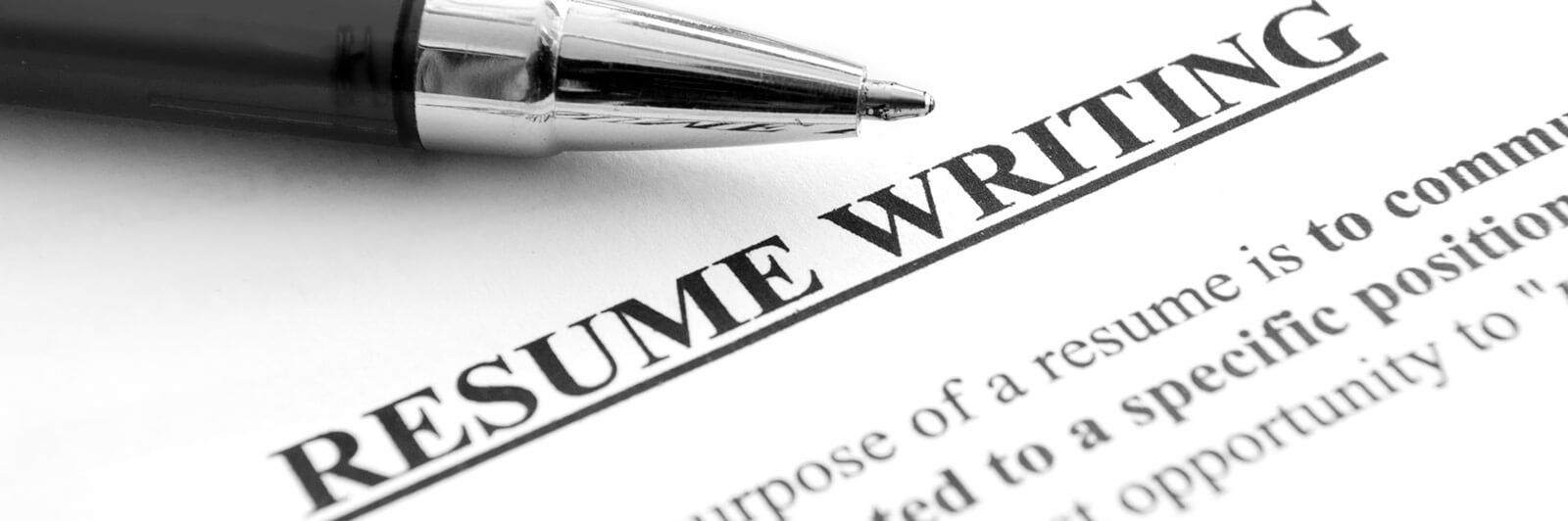 Resume writing services by professional resume writing experts